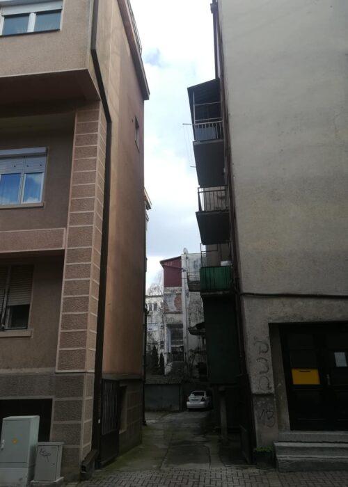 Слика од улицата
